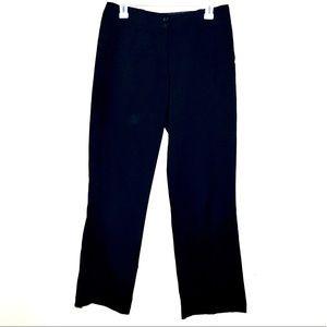 Nike Pants - Nike golf suit straight leg black pants